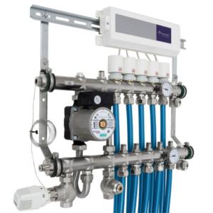 Оборудование для тепло- и водоснабжения